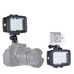 Andoer 40m Underwater led Video Light ,Waterproof Rechargeab