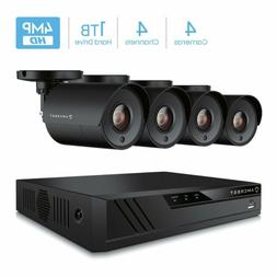 ultrahd 4ch security system
