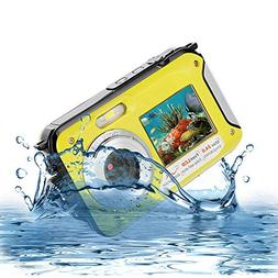Underwater Camera Full Hd 1080P Waterproof Digital Camera 24