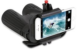 Snapzoom Universal Digiscoping Adapter for iPhone and Androi