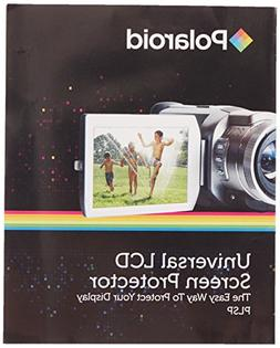 Polaroid Universal LCD Screen Protector - The Easy Way To Pr