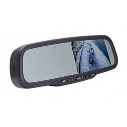 "EchoMaster Universal Rearview Mirror Replacement with 4.3"" M"