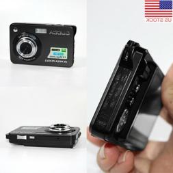 US 2.7 Inch HD 720P Digital Camera 18MP Anti-Shake Face Dete