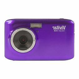 Vivitar VS128 16.1 MP ViviCam iTwist Digital Camera, Color M