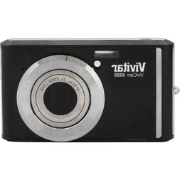 Vivitar VS325-BLK 16.1 Digital Camera with 2.4-Inch TFT LCD