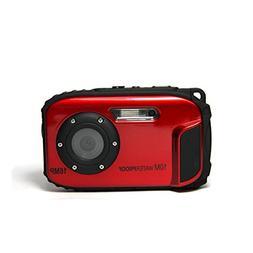 Waterproof Camera,KINGEAR 16 MP Underwater Digital Camera Ca