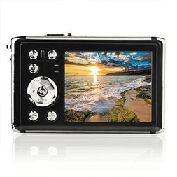 Waterproof Camera,CamKing WDC-8011 Underwater Digital Camera