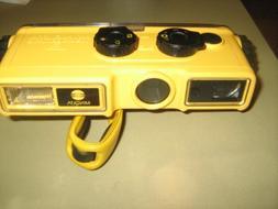 Minolta Weathermatic Weatherproof Type 110 Film 16mm Underwa
