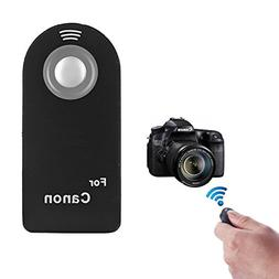 Kamisafe Wireless IR Remote Control for Canon DSLR SLR Camer