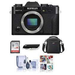 Fujifilm X-T20 24.3MP Mirrorless Digital Camera UHD 4K Video