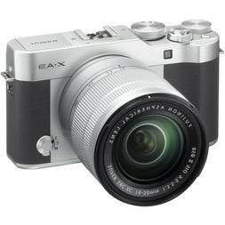 Fujifilm X-A3 Mirrorless Digital Camera with 16-50mm Lens  N