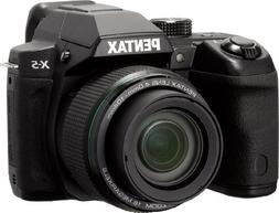 """Pentax X-5 Digital Camera with 26x Optical Zoom and 3"""" LCD"""