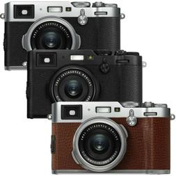 Fujifilm X100F 24.3MP Premium Digital Camera Full HD Wi-Fi B