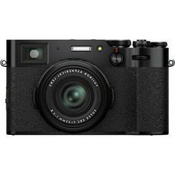 Fujifilm X100V 26.1MP 4K Digital Camera Black