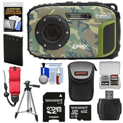 Coleman Xtreme3 C9WP Shock & Waterproof 1080p HD Digital Cam