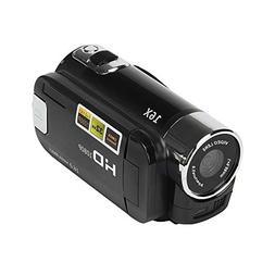 Xlala HD 1080P 16M 16X Digital Zoom Video Camcorder Camera D